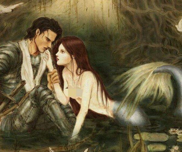 «Undine» y las ninfas acuáticas (II)